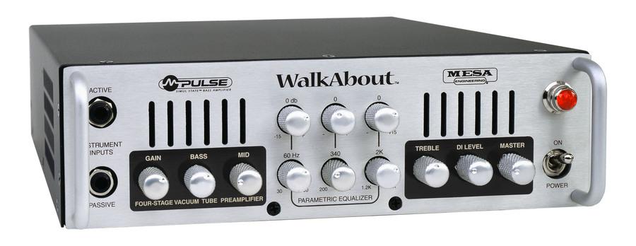 Mesa Boogie WalkAbout Compact Bass Amplifier  Rainbow Guitars