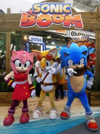 Book Sonic The Hedgehog For Events