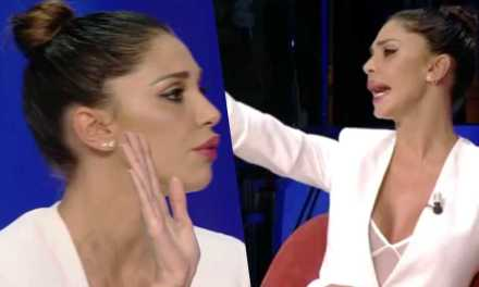 Belen parla dello scandalo di Cecilia nell'armadio e si arrabbia (VIDEO)
