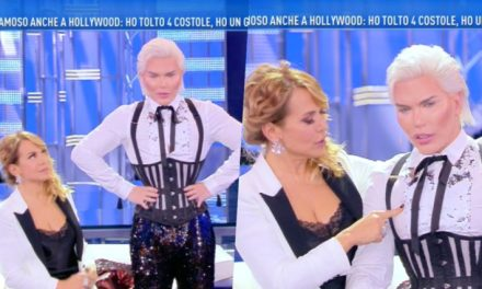 "Domenica Live, Rodrigo Alves Shock: ""Smetto di fare interventi di chirurgia""."