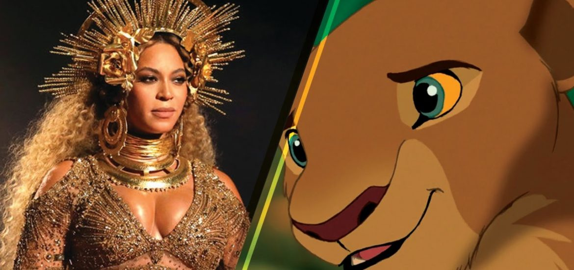 """Beyoncé canta """"Can You Feel The Love Tonight"""" nel nuovo spot de Il Re Leone in live-action – (VIDEO)"""