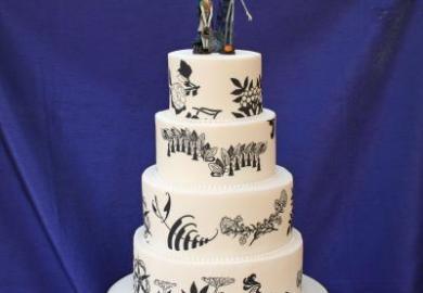 Christmas Cake Decorations To Make
