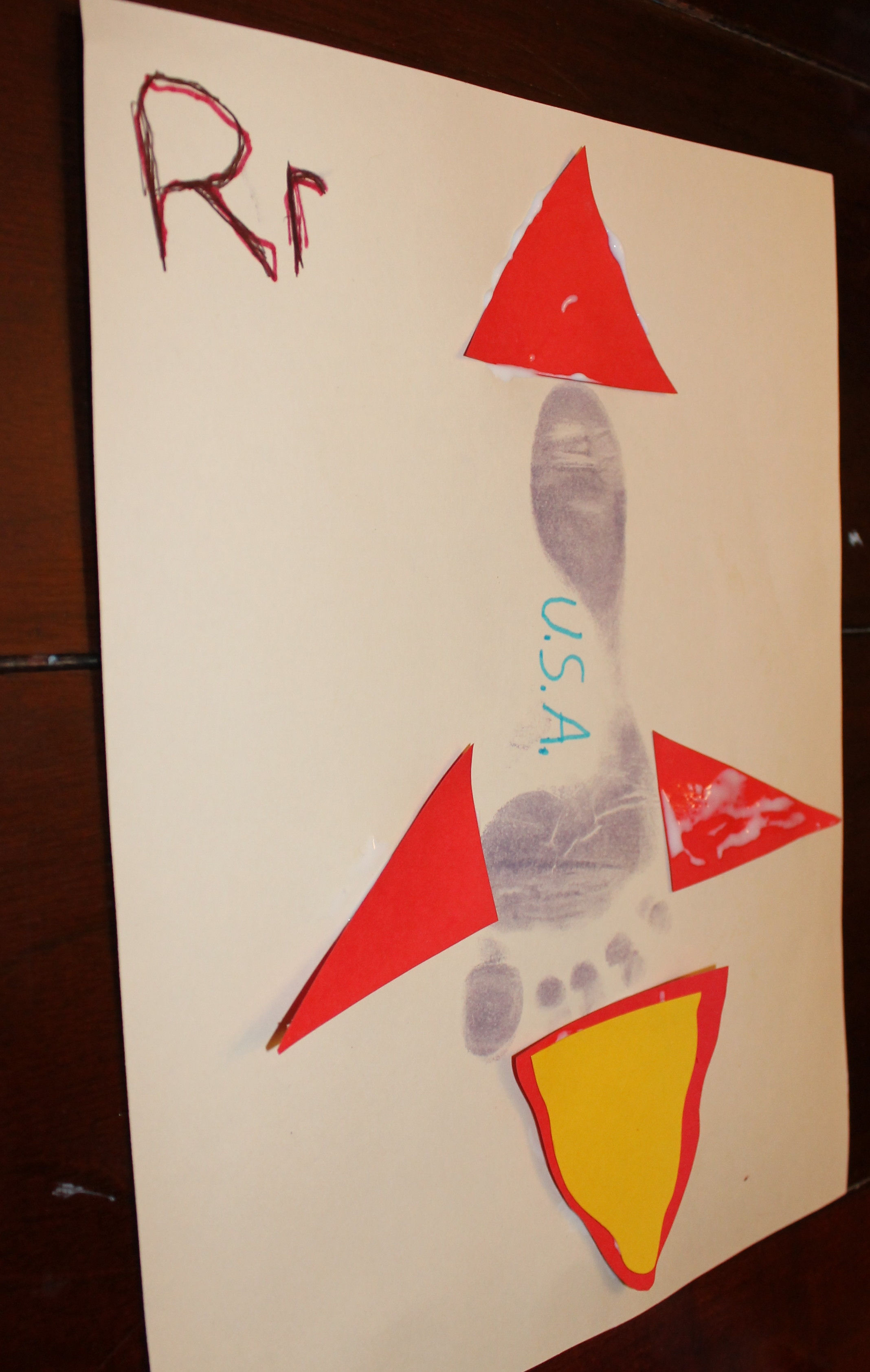 Preschool Homeschool Units Rockets And Space