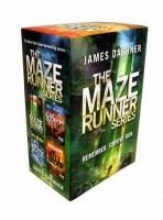 The Maze Runner Box Set - James Dashner