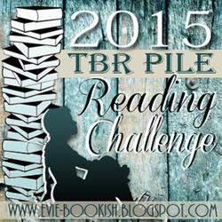2015 TBR Reading Challenge