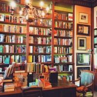 New Orleans Faulkner House Books Inside