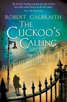 The Cuckoo's Calling (North American Cover) - Robert Galbraith/J.K. Rowling