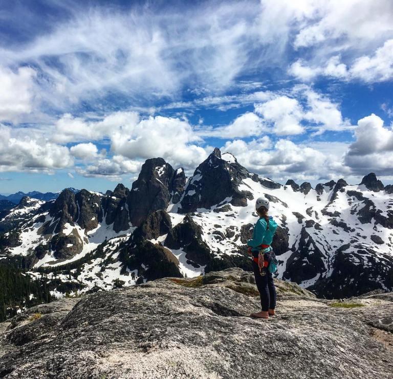 Alpine days in Squamish!