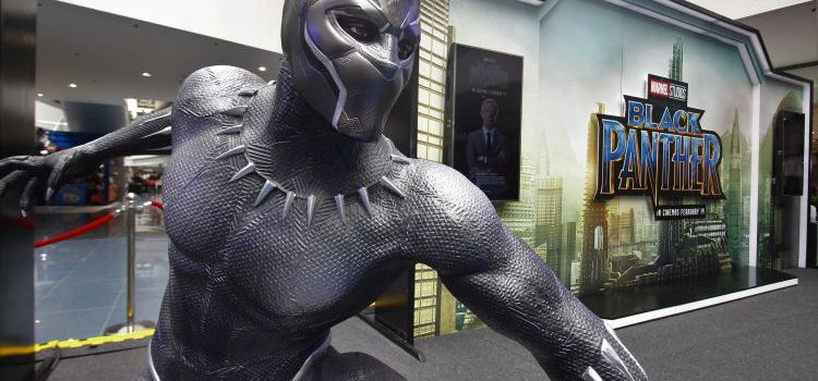 Black Panther and The Secrets of Wakanda in Select SM Supermalls