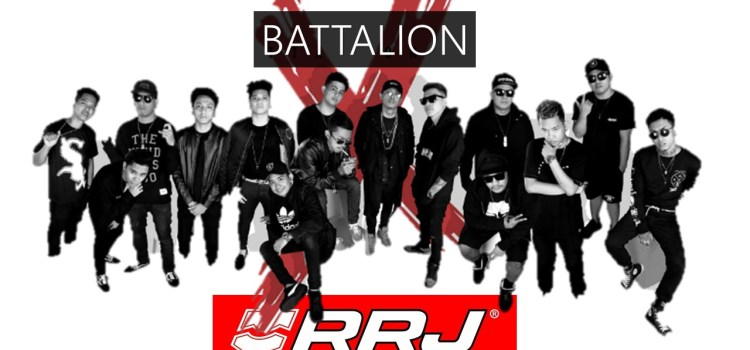 Hip Hop Group Ex Battalion Signs Up with RRJ Clothing