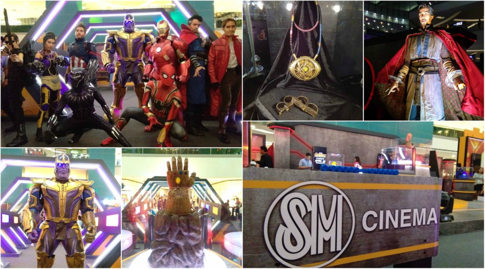 MCU Filipino Fans Assemble at SM Cinema's The Avengers Hall for #InfinityWar