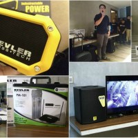 KEVLER Professional Quality Portable Home Audio Systems - Specs and Price List