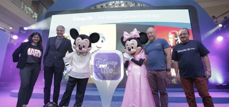 Globe Telecom Launches the DisneyLife App in Asia