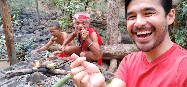 ATOM ARAULLO and His Vivo V7+ Smartphone in AXN's Adventure Your Way