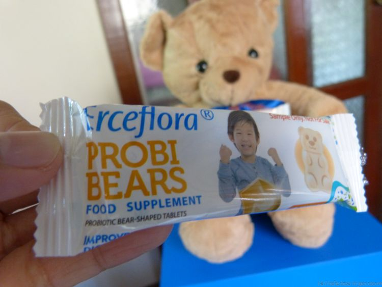 ProbiBears | Delicious Bear-Shaped 2-in-1 Probiotic Supplements for Kids