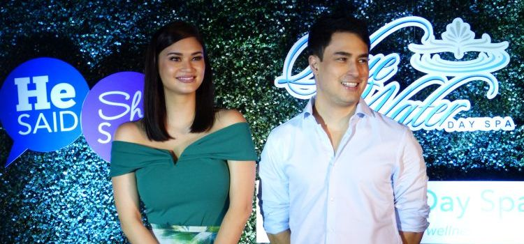 BlueWater Day Spa Welcomes Back Beauty Queen Pia Wurtzbach | rainCHECK