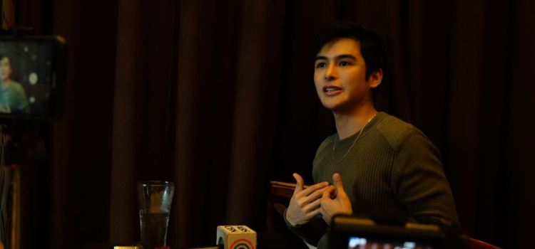 TEEJAY MARQUEZ | Back From Indonesia For a Movie Project in Manila
