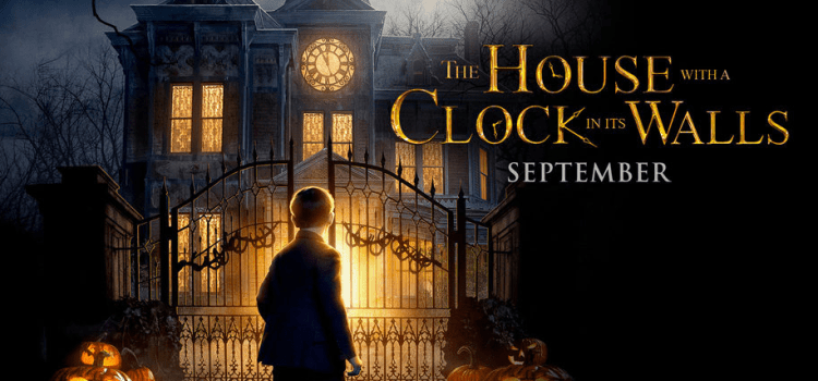 THE HOUSE WITH A CLOCK IN ITS WALLS – Is it a Trick or a Treat? #5SecReview