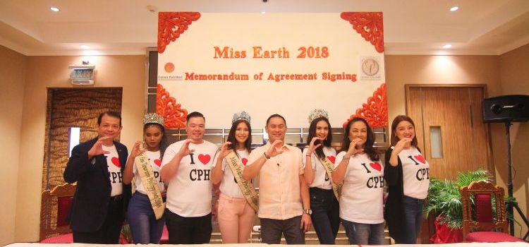 Century Park Hotel to Host Miss Earth 2018 Delegates