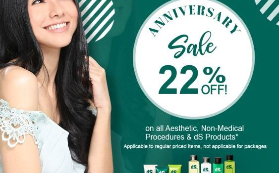 Diana Stalder Anniversary Sale at 22% OFF on Products and Services