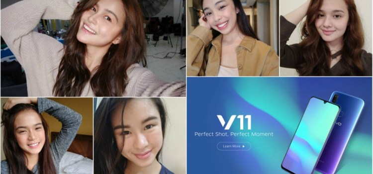 No Make Up Selfie Stars With Vivo V11