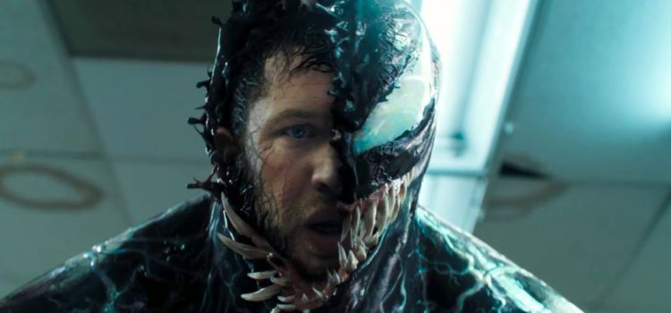 VENOM Takes on a Serious Case of Dual Personality – Better on IMAX