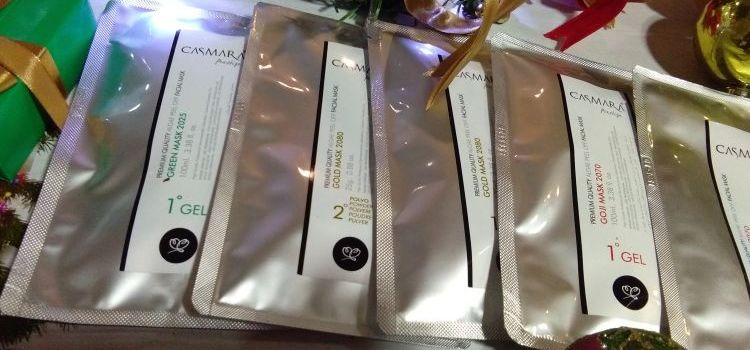 Diana Stalder Diamond Peel and Casmara Mask Holiday Combo Promo