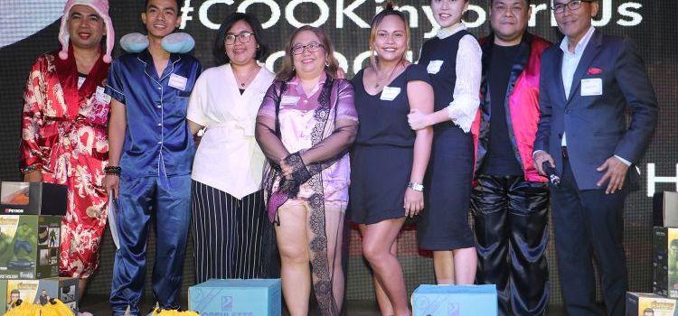 COOK Magazine Hosts Slumber Ball, A High Gloss Pajama Party