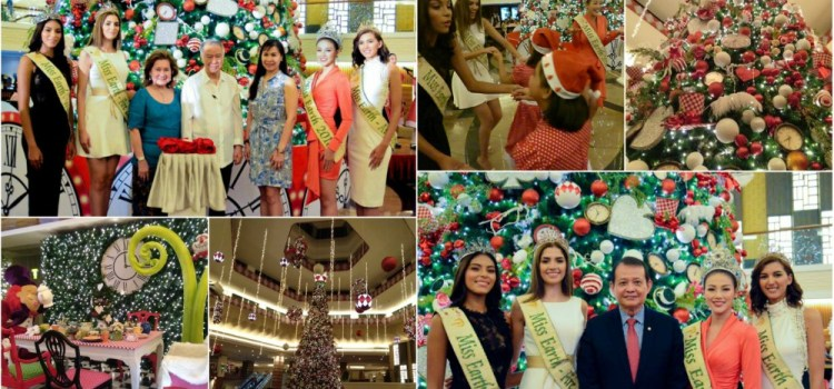 Century Park Hotel Manila Turns Into a Wonderland of Christmas Feels and Holiday Offers