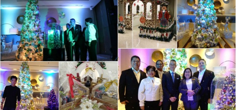 Experience White Christmas at Savoy Hotel Manila
