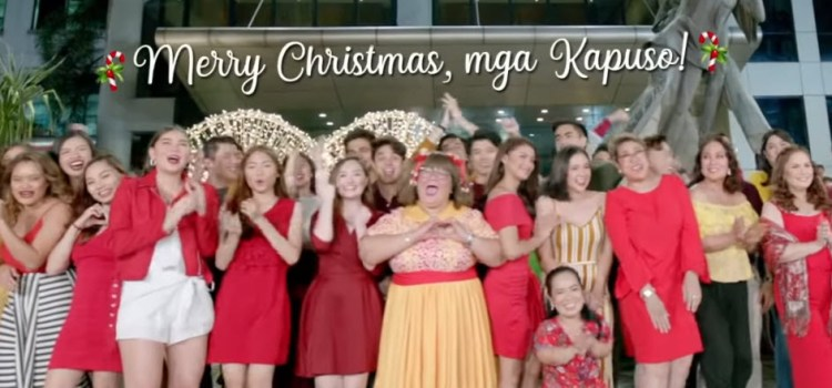 GMA 2018 Christmas Station ID – Happier and More Positive
