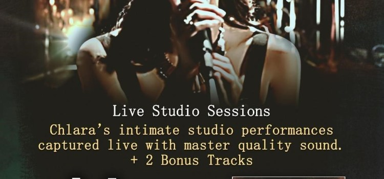 Evo Sessions | Fil-Brit Singer CHLARA Releases Live Studio Performances LP
