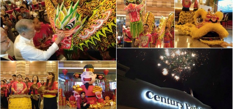 Century Park Hotel Manila Welcomes The Year of the Pig
