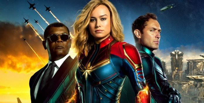 Everything You Need To Know About The New Captain Marvel Movie