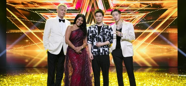 Taiwanese Magician Eric Chien Wins Asia's Got Talent Season 3