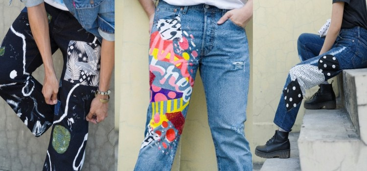 Make Your Levi's 501 Uniquely You – Your 501, Your Style