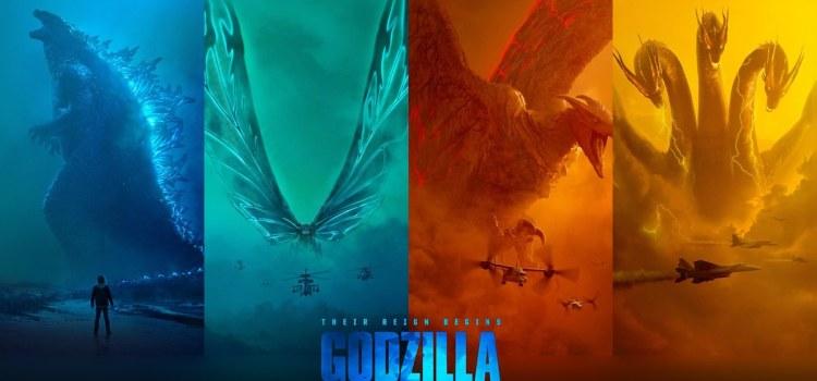 Godzilla II King of the Monsters Unleashes Kaiju Mayhem in Cinemas Nationwide