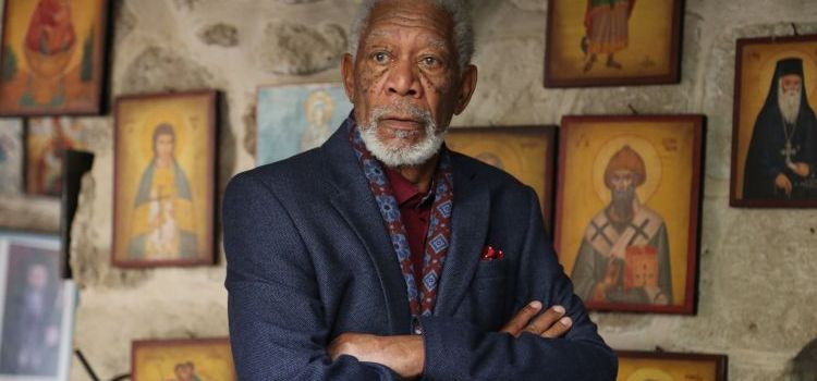 GOD According to Morgan Freeman's Story of God