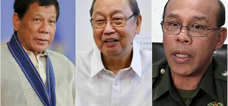 AFP Assures No US-Staged Coup Against Duterte, Calls Joma Sison Coward and Insane