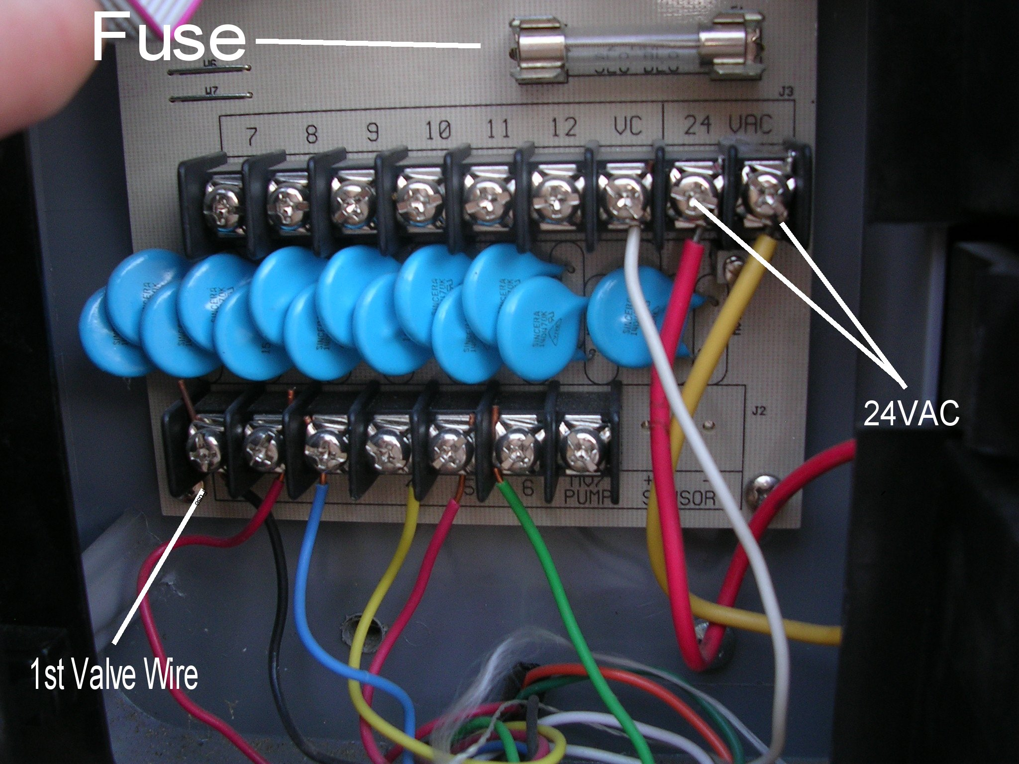 Triac Valve Wiring Diagram Get Free Image About Wiring Diagram