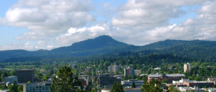 View of Eugene