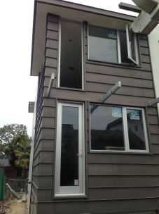 custom bonderized horizontal siding - Hollywood 90069 (1)