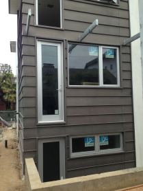 custom bonderized horizontal siding - Hollywood 90069