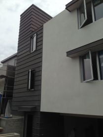 custom bonderized horizontal siding - Hollywood 90069(1)