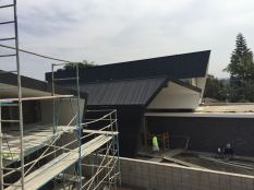 custom standing seam metal roof and siding - Venice Beach 90291 (1)