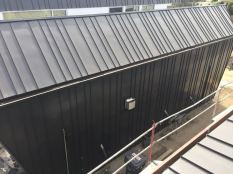 custom standing seam metal roof and siding - Venice Beach 90291 (2)