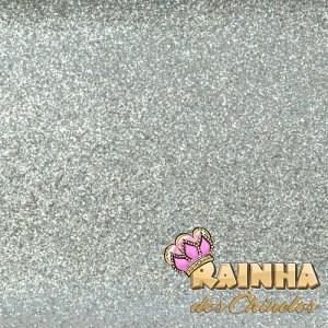 Lonita Glitter Fino Prata