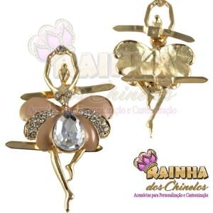 Piercing Bailarina Cristal (Par)