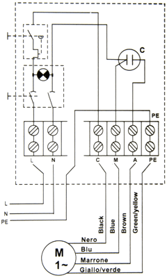 Stage Submersible Wiring Diagram Pressure Switch 2 Wire