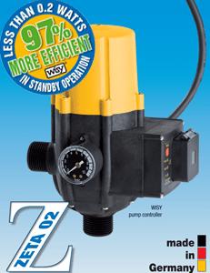 Pump controller - ZEN low energy